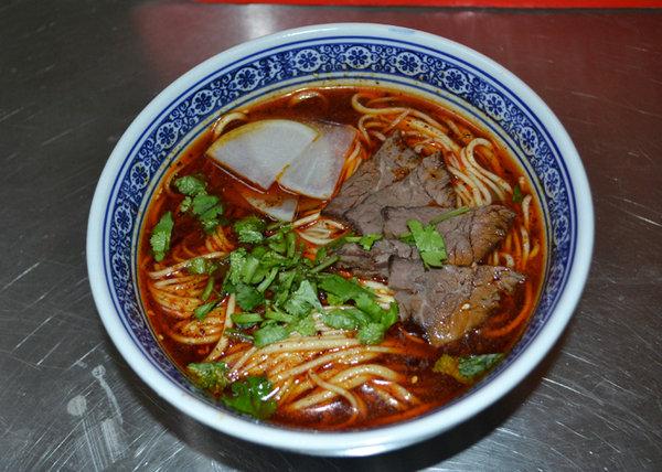 特色小吃兰州牛肉拉面技术培训 杭州蜀湘情缘小吃培训
